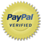 PayPal Verified - Official PayPal Seal